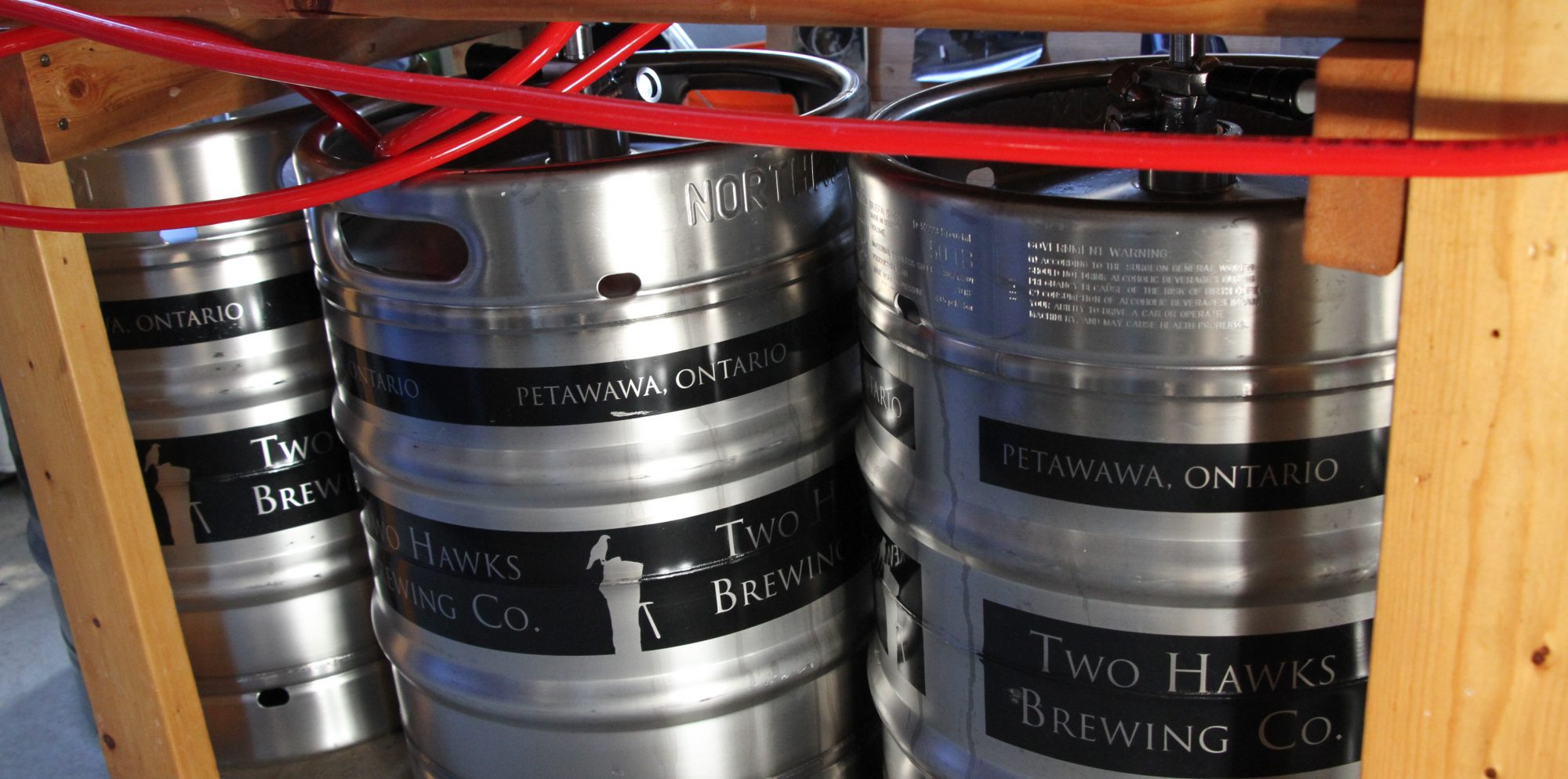 Two Hawks Brewing Co.